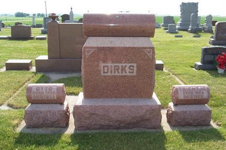 DIRKS, OTTO - Grundy County, Iowa | OTTO DIRKS
