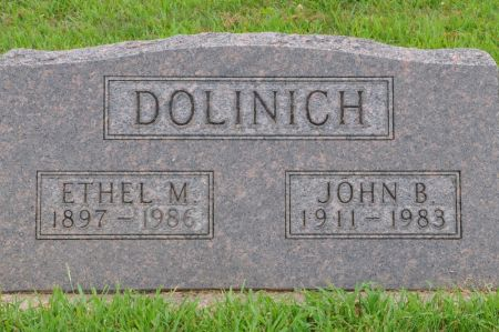 DOLINICH, ETHEL M. - Grundy County, Iowa | ETHEL M. DOLINICH
