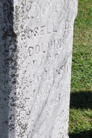 DOLVIN, ROSELL D. - Grundy County, Iowa | ROSELL D. DOLVIN