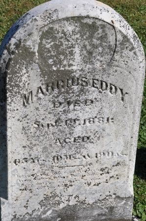 EDDY, MARCIUS - Grundy County, Iowa | MARCIUS EDDY