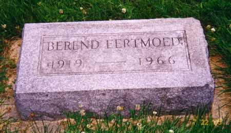 EERTMOED, BEREND - Grundy County, Iowa | BEREND EERTMOED