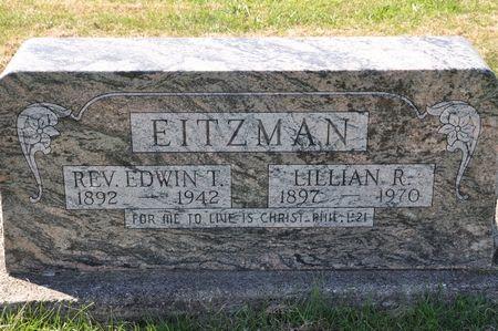 EITZMAN, LILLIAN R. - Grundy County, Iowa | LILLIAN R. EITZMAN