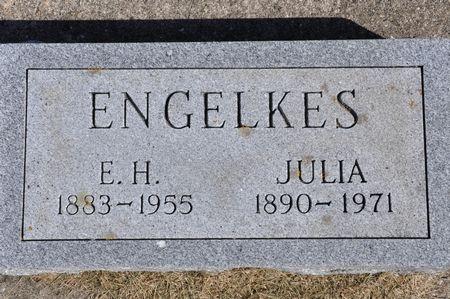 ENGELKES, JULIA - Grundy County, Iowa   JULIA ENGELKES