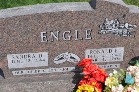 ENGLE, RONALD E. - Grundy County, Iowa | RONALD E. ENGLE
