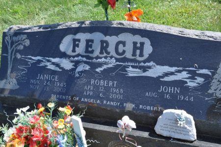 FERCH, ROBERT - Grundy County, Iowa | ROBERT FERCH