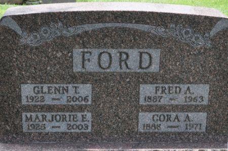FORD, FRED A. - Grundy County, Iowa | FRED A. FORD