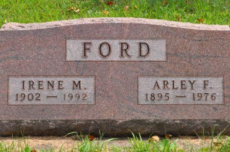FORD, IRENE M. - Grundy County, Iowa | IRENE M. FORD