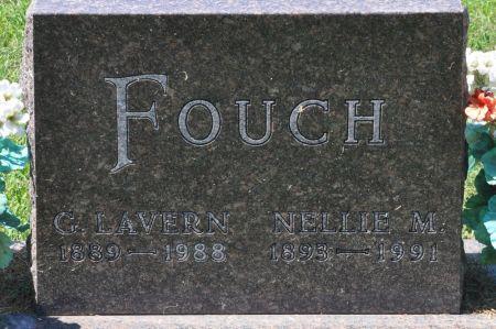 FOUCH, G. LAVERN - Grundy County, Iowa | G. LAVERN FOUCH