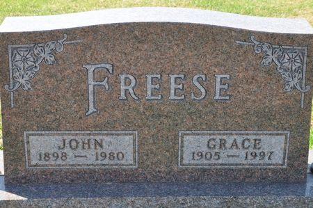 FREESE, JOHN - Grundy County, Iowa   JOHN FREESE