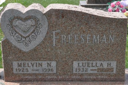 FREESEMAN, MELVIN N. - Grundy County, Iowa | MELVIN N. FREESEMAN