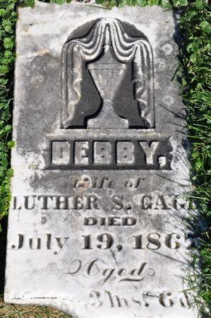 GAGE, DEBBY - Grundy County, Iowa | DEBBY GAGE