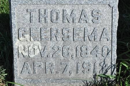 GEERSEMA, THOMAS - Grundy County, Iowa | THOMAS GEERSEMA
