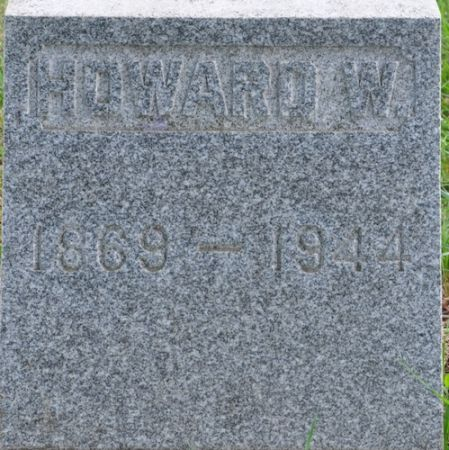 GEORGE, HOWARD W. - Grundy County, Iowa | HOWARD W. GEORGE