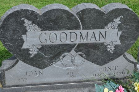 GOODMAN, ERNIE - Grundy County, Iowa | ERNIE GOODMAN