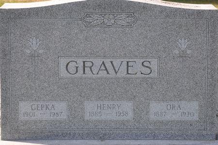 GRAVES, ORA - Grundy County, Iowa | ORA GRAVES