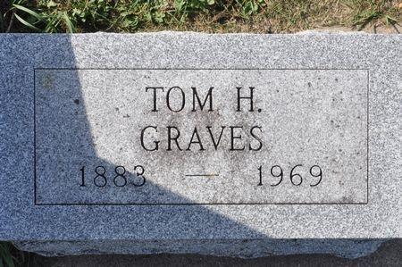 GRAVES, TOM H. - Grundy County, Iowa   TOM H. GRAVES