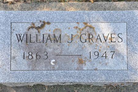 GRAVES, WILLIAM J. - Grundy County, Iowa   WILLIAM J. GRAVES