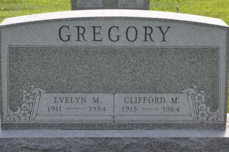 GREGORY, EVELYN M. - Grundy County, Iowa | EVELYN M. GREGORY
