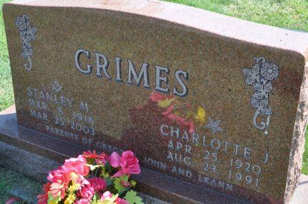 GRIMES, CHARLOTTE J. - Grundy County, Iowa | CHARLOTTE J. GRIMES