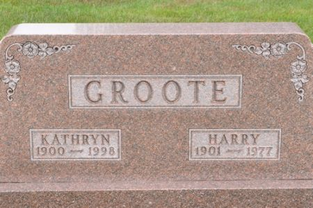 GROOTE, HARRY - Grundy County, Iowa | HARRY GROOTE