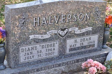 HALVERSON, DIANE - Grundy County, Iowa   DIANE HALVERSON