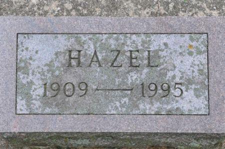 HAREN, HAZEL - Grundy County, Iowa   HAZEL HAREN