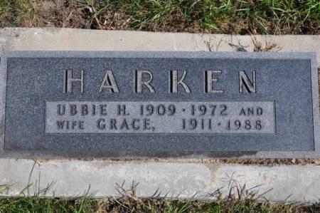 HARKEN, GRACE - Grundy County, Iowa | GRACE HARKEN