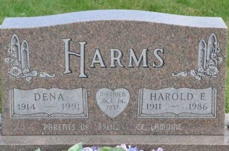 HARMS, DENA - Grundy County, Iowa | DENA HARMS