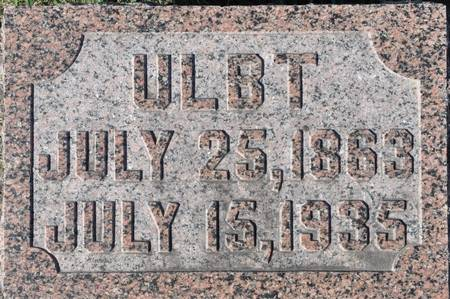 HARMS, ULBT - Grundy County, Iowa | ULBT HARMS