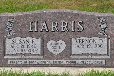 HARRIS, SUSAN F. - Grundy County, Iowa | SUSAN F. HARRIS