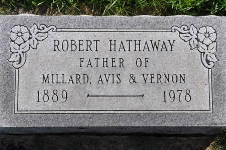HATHAWAY, ROBERT - Grundy County, Iowa | ROBERT HATHAWAY