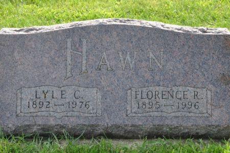 HAWN, LYLE C. - Grundy County, Iowa   LYLE C. HAWN