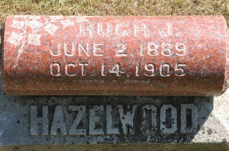 HAZELWOOD, HUGH J. - Grundy County, Iowa | HUGH J. HAZELWOOD