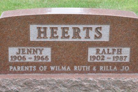 HEERTS, RALPH - Grundy County, Iowa | RALPH HEERTS