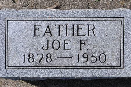 HEMPEN, JOE F. - Grundy County, Iowa   JOE F. HEMPEN