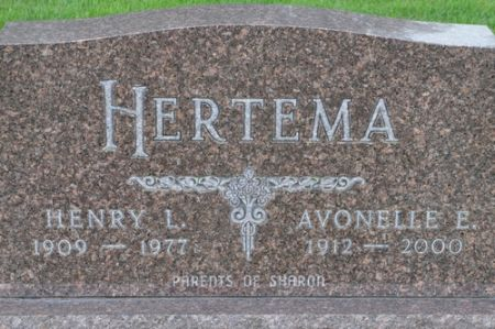 HERTEMA, AVONELLE E. - Grundy County, Iowa | AVONELLE E. HERTEMA