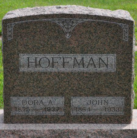 HOFFMAN, JOHN - Grundy County, Iowa   JOHN HOFFMAN
