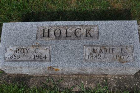 HOLCK, ROY C. - Grundy County, Iowa | ROY C. HOLCK