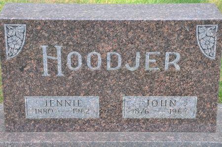 HOODJER, JOHN - Grundy County, Iowa | JOHN HOODJER