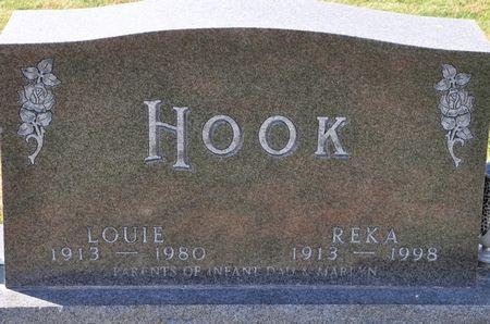 HOOK, LOUIE - Grundy County, Iowa | LOUIE HOOK