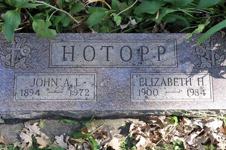 HOTOPP, JOHN A. L. - Grundy County, Iowa | JOHN A. L. HOTOPP