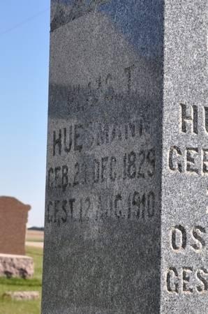 HUESMANN, KLAAS T. - Grundy County, Iowa   KLAAS T. HUESMANN
