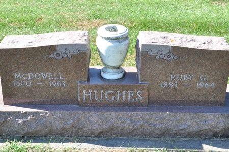 HUGHES, RUBY G. - Grundy County, Iowa | RUBY G. HUGHES
