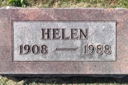 HUISMAN, HELEN - Grundy County, Iowa | HELEN HUISMAN