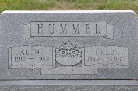 HUMMEL, FRED - Grundy County, Iowa | FRED HUMMEL