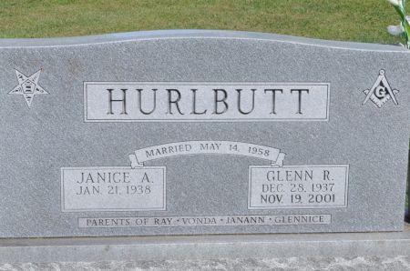 HURLBUTT, GLENN R. - Grundy County, Iowa | GLENN R. HURLBUTT