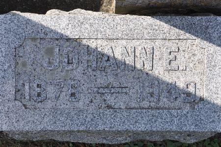 ITZEN, JOHANN E. - Grundy County, Iowa   JOHANN E. ITZEN