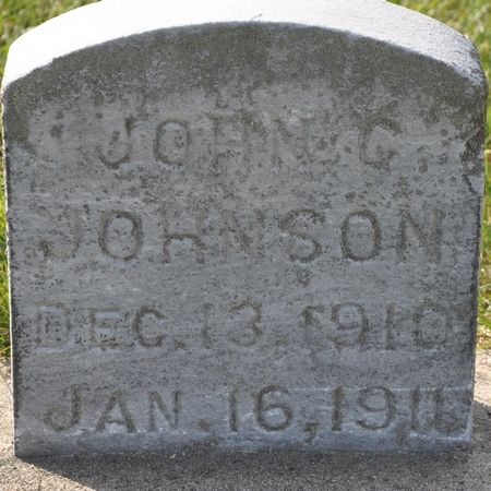 JOHNSON, JOHN C. - Grundy County, Iowa | JOHN C. JOHNSON