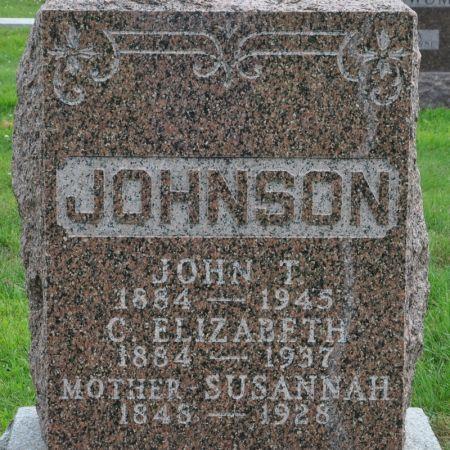 JOHNSON, JOHN T. - Grundy County, Iowa | JOHN T. JOHNSON