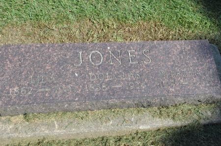 JONES, MARTHA - Grundy County, Iowa | MARTHA JONES
